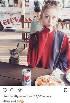 Allison Harvard, America's Next Top Model, Style Icons, Cosplay, Celebrities, Clothes, Top Models, Instagram, Kleding