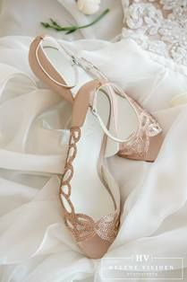 Imaani Shani has cutaway styling and clear Perspex, to allow for a daring reveal of skin. The beautiful Rose Gold Satin upper is embellished with matching rose Crystal trims. Shani has a strong rose gold resin heel that can be wiped clean. Bridal Shoes, Wedding Shoes, Clear Perspex, Cutaway, On Your Wedding Day, Beautiful Roses, Cleaning Wipes, Resin, Rose Gold