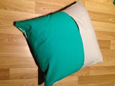 Back of wave cushion