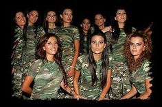 Top Countries with Most Attractive Female Soldiers. A boring dark colored, non-funky dress that can make anybody look dull & dry anytime. People usually wear uniform due to some official requirement of it to wear. Swedish Army, Swedish Girls, Make Love, Funky Dresses, Beautiful Muslim Women, Pretty Females, Girls Uniforms, Military Uniforms, Military Girl