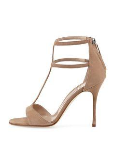 Manolo Blahnik - Cellin Topuklu Ayakkabı