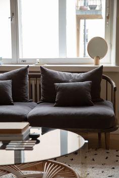 Pinja Forsman - ALBUM Dream Apartment, Interior Inspiration, Love Seat, Lounge, Couch, Album, Furniture, Home Decor, Chair