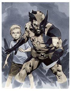 Wolverine - FanExpo Toronto 2014 Pre-Show Commission by Mahmud A. Asrar