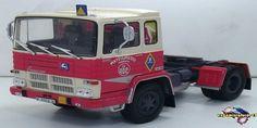 Pegaso 2080/50 1972 1/43 Industrial, Fire Engine, Engineering, Trucks, Vintage, Classic Trucks, Pegasus, Miniatures, Scale Model