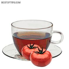 TOMATO TEA FOR INCREASING APPETITE