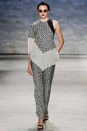 Bibhu Mohapatra - New York Fashion Week : spring/summer 2015