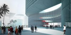 OMA: miami beach convention center redevelopment