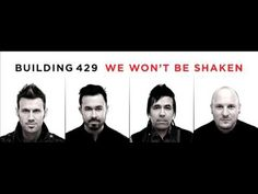 """There are days when we wonder if we will ever finish the race, but in this upbeat and inspiring song Building 429 sings """"We Won't Be Shaken."""" This seems like the kind of song I would blast in the car and sing along to on the hard days. -Lisa"""