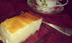 Sernik, który nie opada - My site Polish Desserts, Polish Recipes, Cookie Desserts, My Favorite Food, Favorite Recipes, Yummy Food, Good Food, Pavlova, Cake Recipes