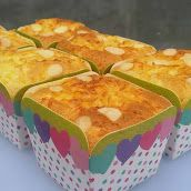 Resep Membuat Kue Bolu Singkong Kukus. Enak Banget, Lembuut Banget   KOMPINikmat Mini Cakes, Cupcake Cakes, Pumpkin Recipes, Cake Recipes, Cheese Cupcake, Resep Cake, Cap Cake, Vanilla Sponge Cake, Japanese Cheesecake