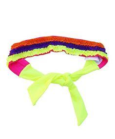 Loving this Fuchsia Chasing Rainbows Headband on #zulily! #zulilyfinds