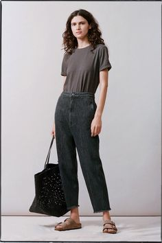 Olsens Anonymous Fashion Blog Elizabeth And James Pre Fall 2018 Collection Simple Tee T Shirt Textured Wide Leg Raw Hem High Waist Grey Jeans Washed Denim Weave Bag Sandals photo Olsens-Anonymous-Fashion-Blog-Elizabeth-And-James-Pre-Fall-2018-Collection-Simple-Tee-T-Shirt-Textured-Wide-Leg-Raw-Hem-High-Waist-Grey-Jeans-Washed-Denim-Weave-Bag-Sandals.jpg