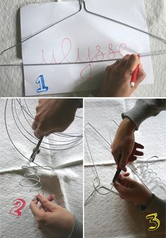 Unfortunately it's in Spanish but looking at the picture I can get enough of an idea of how to do this. Great for bridesmaids dresses.