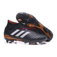 New adidas Predator 18 FG Football Boots Black Red White Kids Football Boots, Football Shoes, Soccer Shoes, Football Stuff, Basketball Sneakers, Adidas Predator, Adidas Football, Adidas Kids, Adidas Samba
