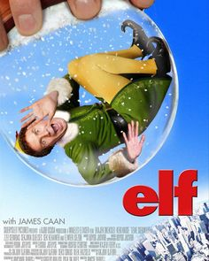 Kicking of my TWELVE DAYS OF CHRISTMAS MOVIES with today's choice: Elf starring Will Ferrell. One of my faves!  #christmas #holidays #christmasmovies #twelvedaysofchristmas