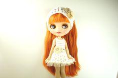 Blythe Dress Blythe Doll Blythe Clothes by TheTreeFolkHollow