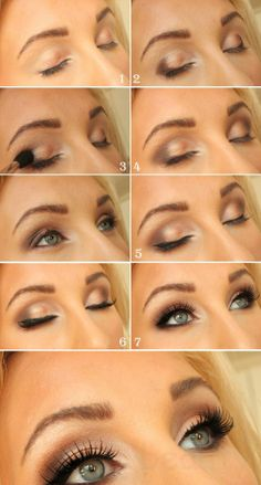 eye makeup http://makeupit.com | the best site for makeup tutorials!