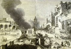 Lisbon Earthquake. November 1, 1755. All over Europe scientists and priests debated the cause of the quake. In the face of a widespread belief that the calamity expressed divine wrath, scientists promoted the more rational idea that the tremors were caused by natural forces.