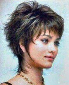 coiffures hirsutes courtes - Coiffures élégantes et modernes