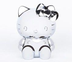Sephora x Hello Kitty Makeup Brush Set: Silver