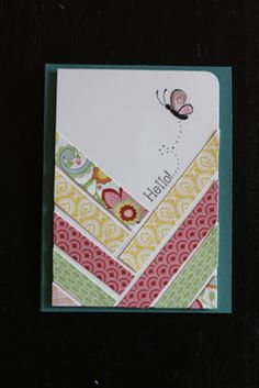 jeanettelynton.com: My Favorite Stamp Set: Hoppy Easter