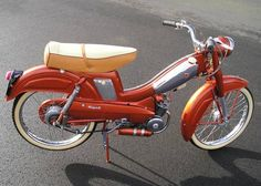 Moped Photo Gallery - 1960 Motobecane Mobylette