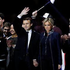 Connaissez=vous la famille d'Emmanuel Macron, le nouveau président de la République ? (Photos)