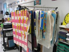 Teaching with Compassion: Classroom Organization Tips from Educational Consultant, Angela Watson Teacher Desk Organization, Teacher Hacks, Organization Hacks, Classroom Setup, Kindergarten Classroom, Classroom Decor, Classroom Posters, Future Classroom, Real Teacher