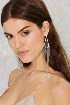 Jewel To Be Kind Drop Earrings | Shop Accessories at Nasty Gal!