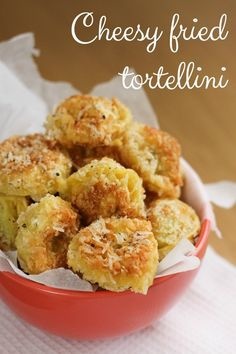 Tortellini | 19 Foods You Didn't Know You Could Fry