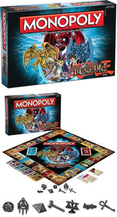 Contemporary Manufacture 180349: Monopoly: Yu-Gi-Oh Collector S Edition Board Game - Brand New! Sealed! -> BUY IT NOW ONLY: $35.89 on eBay!