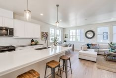 San Luis Obispo County, West Covina, Rancho Cucamonga, Shaker Style, Common Area, Quartz Countertops, Model Homes, Kitchen Backsplash, Second Floor