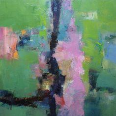 June 2012 1 Original Abstract Oil Painting by hiroshimatsumoto