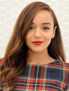 Ashley Madekwe's All-Over Matte Finish