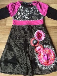 Dress (Girls Size 5-6T) Girls Dresses, Product Description, Boutique, Cotton, Fashion, Dresses Of Girls, Moda, Fashion Styles, Little Girl Dresses
