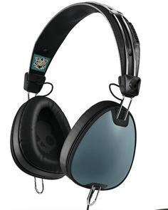 Mens Skullcandy Aviator Headphones