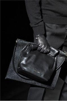 Jil Sander lunch bag