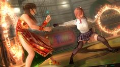 Dead or Alive 5: Last Round – Honoka officially announced; New Screenshots