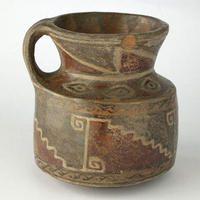 Jarro (arqueológico y etnográfico) - SURDOC :: Sistema Único de Registro Hand Painted Pottery, Pottery Painting, American Art, Medieval, Mosaic, Clay, Ceramics, Cool Stuff, Inspiration