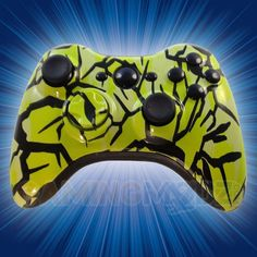 This is our Green Predator Modded Xbox 360 Controller. We have released our hydro dipped series of modded xbox 360 controllers and this model is one of the newest in that series. You can purchase this controller and many other custom Xbox 360 controllers exclusively at http://www.gamingmodz.com! Watch the video now: http://www.youtube.com/watch?v=sdw4Y_R9HgQ=share