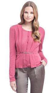 Frugal Friday's TPS Report: Double Closure Cardigan (part of Anne Klein's amazing sale)