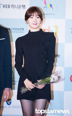 [HD포토] 박소담 꽃을 든 여자 #topstarnews