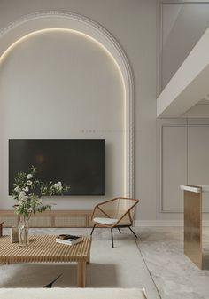 Home Room Design, Dream Home Design, House Design, Home Design Decor, Modern Interior Design, Interior Architecture, Interior Lighting Design, Interior Inspiration, Room Inspiration