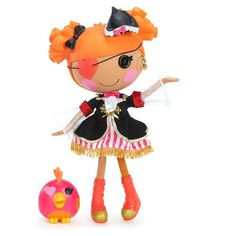 "Large Lalaloopsy Doll Lala - Pirate/Winter - MGA Entertainment - Toys ""R"" Us For Amelie $25"