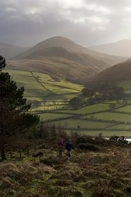 Loweswater, England, Great Britain