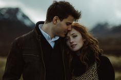 Ciera & Johannes // Glencoe Wedding Photographer - Scotland Wedding…