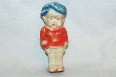 Vintage / Bisque Doll /  Comic / Character / by AmericanHomestead, $10.50