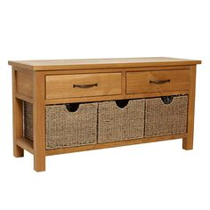 Sidmouth Oak Storage Bench Dunelm Mill Ideas For The