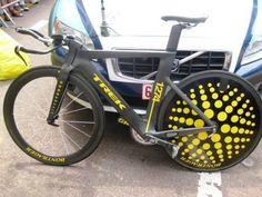 Lances TT bike