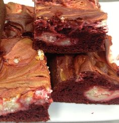 """Are you searching for """"pastries near me""""? Buttercream's bakeshop in downtown Apex, NC offers fresh baked pastries. Red Velvet Brownies, Pastry Shop, Eclairs, Freshly Baked, Pastries, Tart, Bakery, Treats, Desserts"""